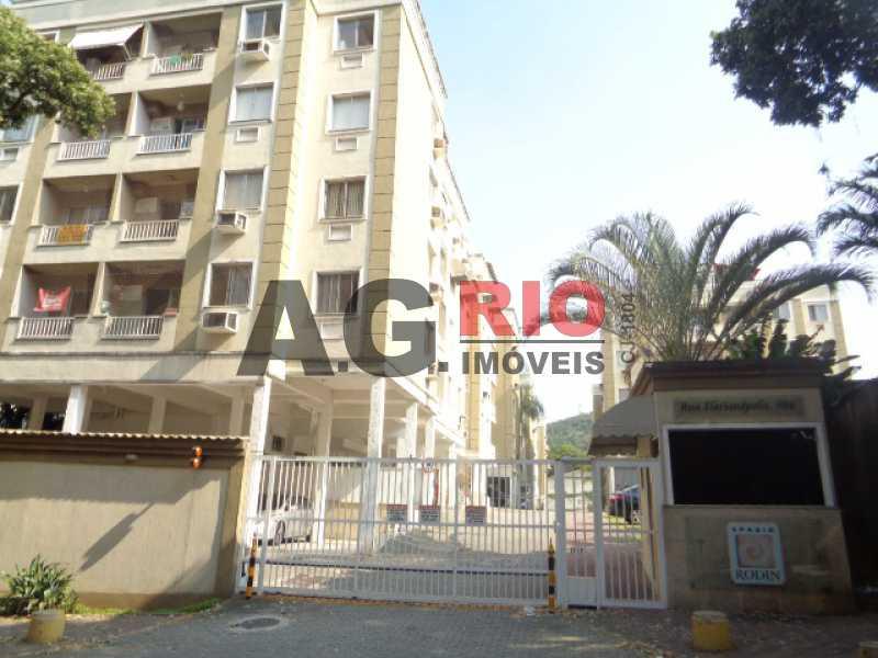 DSC00023 - Apartamento Rio de Janeiro,Praça Seca,RJ Para Alugar,3 Quartos,69m² - TQ1784 - 1