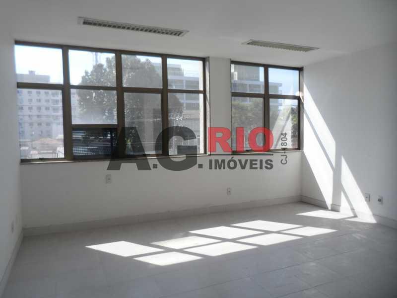 SAM_0662 - Sala Comercial Para Alugar - Rio de Janeiro - RJ - Taquara - TQ1827 - 3