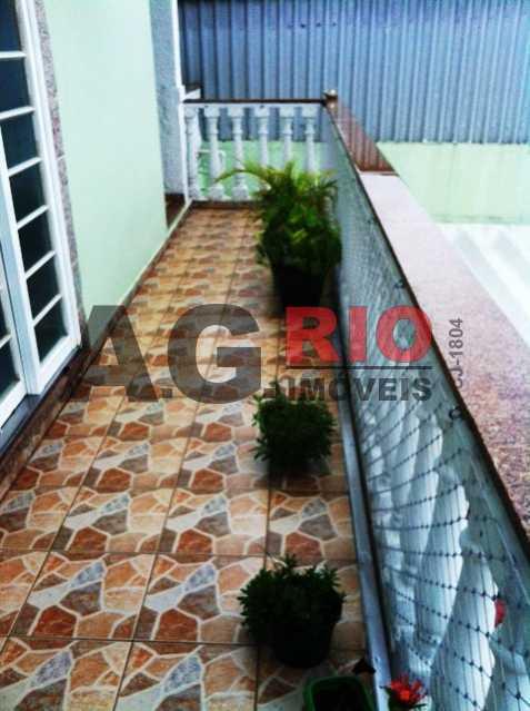 foto 3 - Casa 4 quartos à venda Rio de Janeiro,RJ - R$ 820.000 - AGV72557 - 8