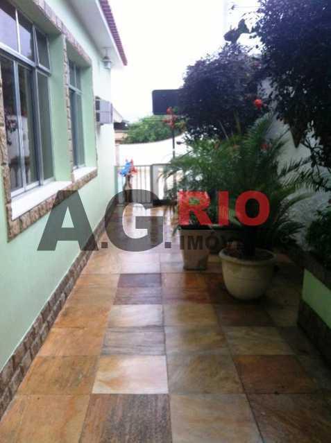 foto 1111 4 - Casa 4 quartos à venda Rio de Janeiro,RJ - R$ 820.000 - AGV72557 - 20