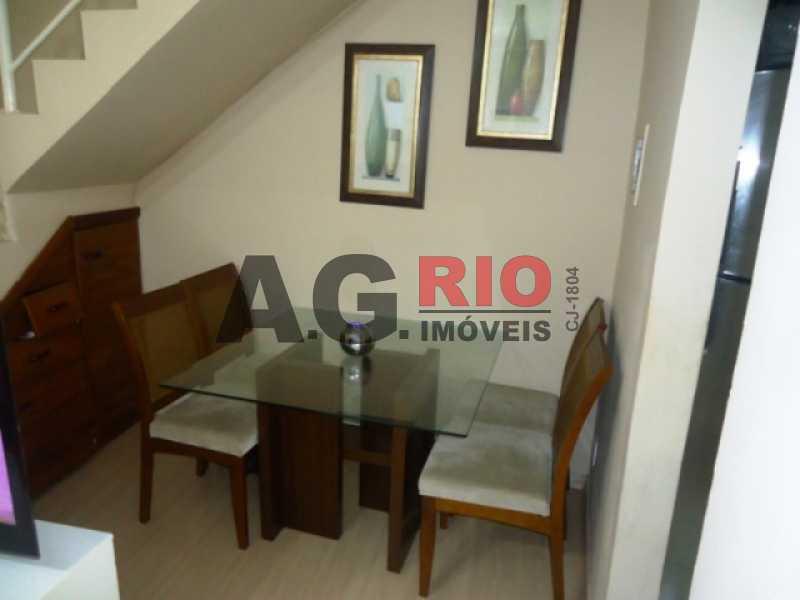 DSC05136 - Casa 2 quartos à venda Rio de Janeiro,RJ - R$ 240.000 - AGV72614 - 1