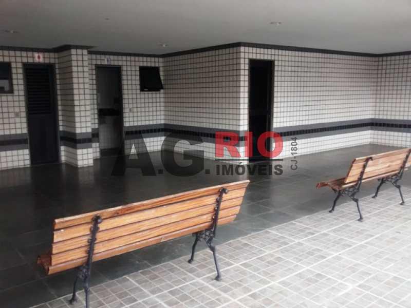 fotos 011 - Apartamento 2 quartos à venda Rio de Janeiro,RJ - R$ 550.000 - AGV21784 - 16