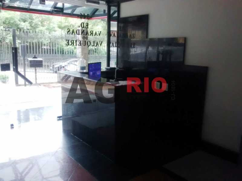 fotos 026 - Apartamento 2 quartos à venda Rio de Janeiro,RJ - R$ 550.000 - AGV21784 - 7