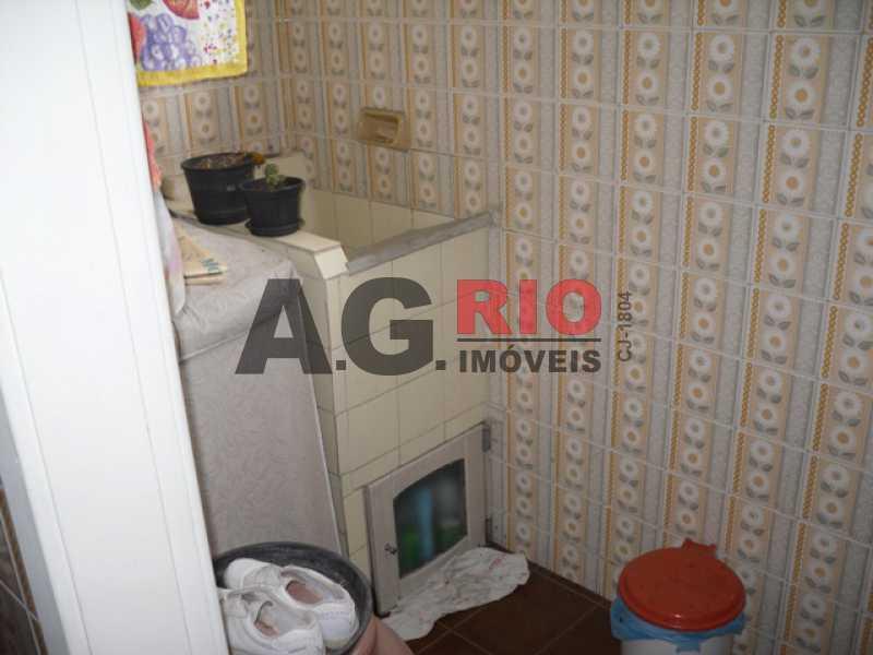 SAM_0043 - Apartamento À Venda - Rio de Janeiro - RJ - Tanque - AGT22883 - 15