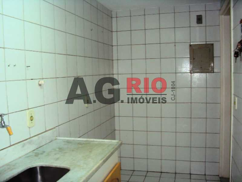 DSC03920 - Apartamento À Venda no Condomínio Nova Valqueire - Rio de Janeiro - RJ - Vila Valqueire - AGV21803 - 11