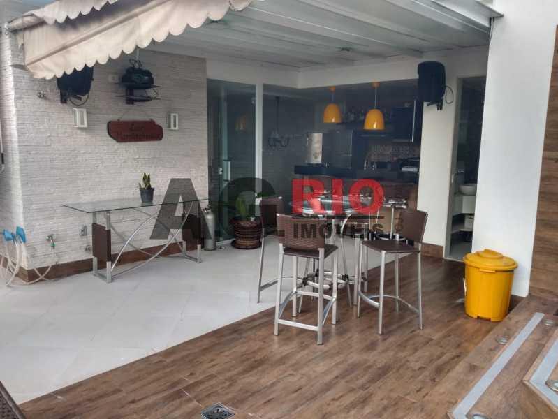 AREA GOURMET 3. - Cobertura 4 quartos à venda Rio de Janeiro,RJ - R$ 1.490.000 - AGV60789 - 22