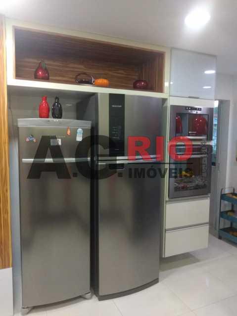 COZINHA 2. - Cobertura 4 quartos à venda Rio de Janeiro,RJ - R$ 1.490.000 - AGV60789 - 9