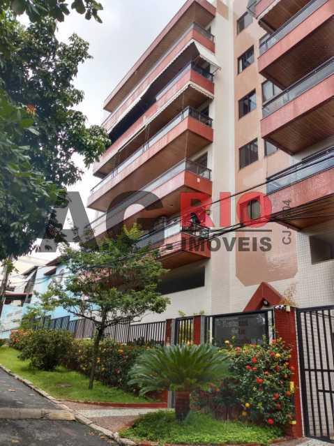 FACHADA. - Cobertura 4 quartos à venda Rio de Janeiro,RJ - R$ 1.490.000 - AGV60789 - 29