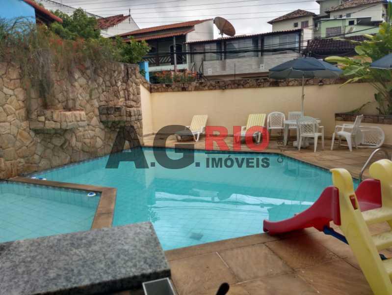 PISCINA PRÉDIO. - Cobertura 4 quartos à venda Rio de Janeiro,RJ - R$ 1.490.000 - AGV60789 - 28