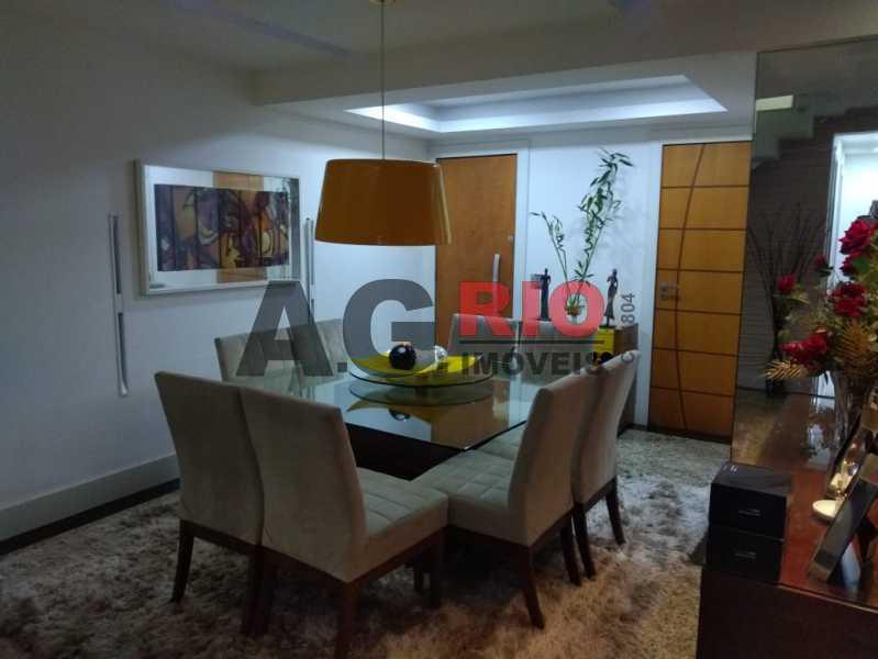SALA DE ESTAR 2. - Cobertura 4 quartos à venda Rio de Janeiro,RJ - R$ 1.490.000 - AGV60789 - 3