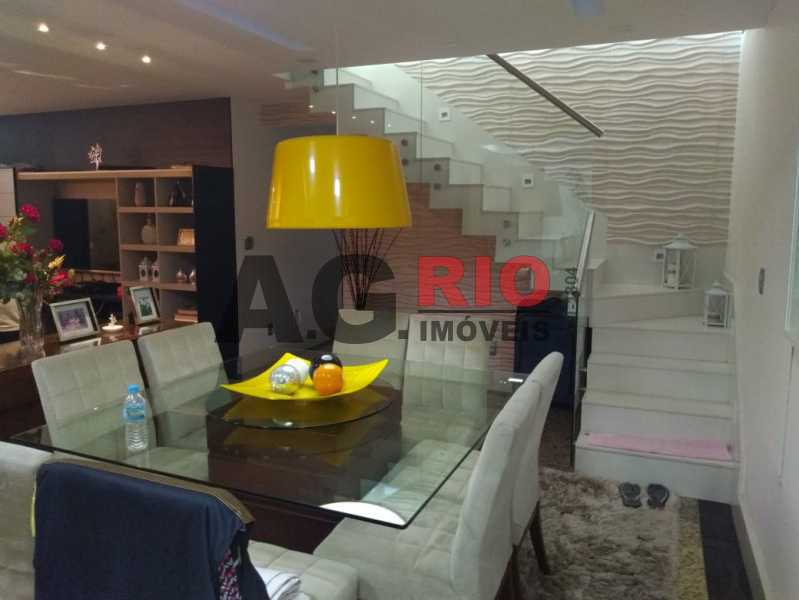 SALA DE ESTAR. - Cobertura 4 quartos à venda Rio de Janeiro,RJ - R$ 1.490.000 - AGV60789 - 4