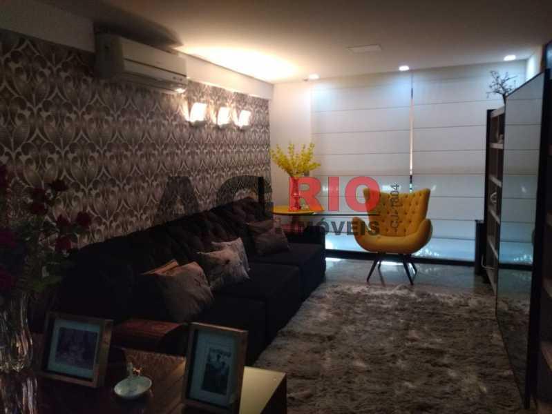 SALA. - Cobertura 4 quartos à venda Rio de Janeiro,RJ - R$ 1.490.000 - AGV60789 - 1