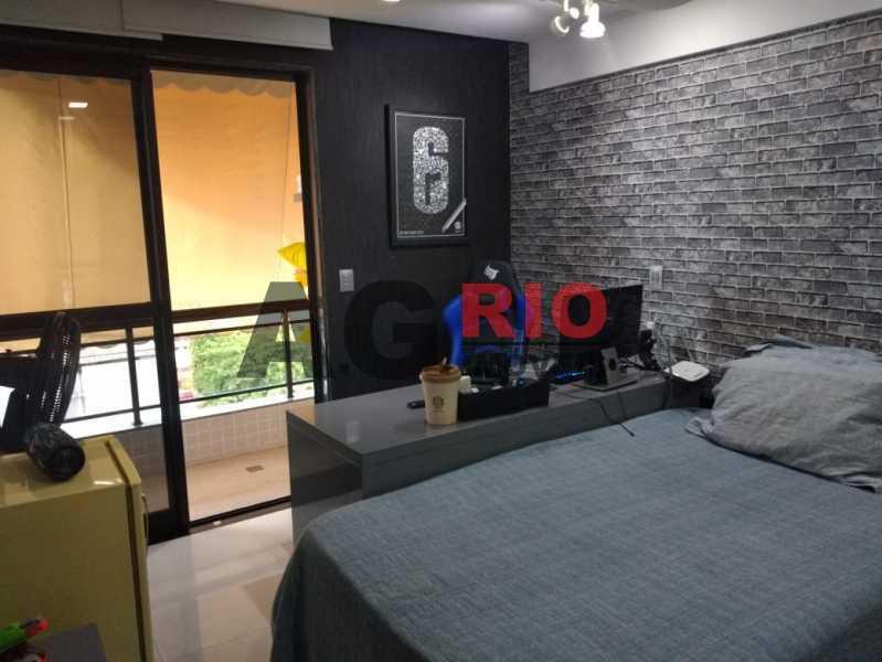 SEGUNDO QUARTO. - Cobertura 4 quartos à venda Rio de Janeiro,RJ - R$ 1.490.000 - AGV60789 - 16
