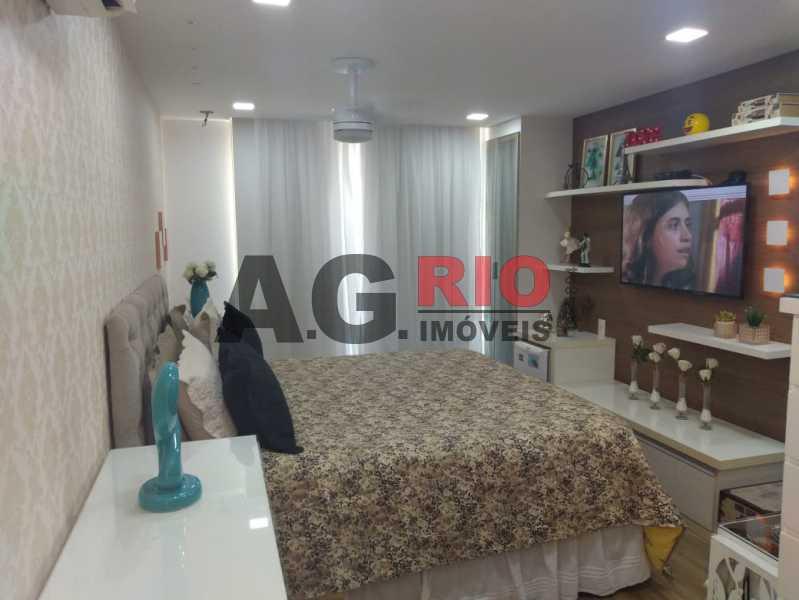 SUÍTE MASTER. - Cobertura 4 quartos à venda Rio de Janeiro,RJ - R$ 1.490.000 - AGV60789 - 12