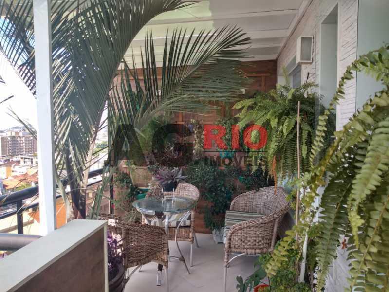 VARANDA 2. - Cobertura 4 quartos à venda Rio de Janeiro,RJ - R$ 1.490.000 - AGV60789 - 7