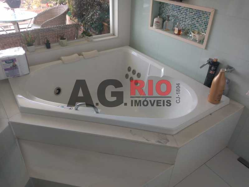 SUÍTE MASTER HIDRO. - Cobertura 4 quartos à venda Rio de Janeiro,RJ - R$ 1.490.000 - AGV60789 - 15