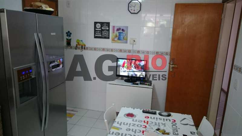 WhatsApp Image 2018-03-08 at 1 - Apartamento À Venda - Rio de Janeiro - RJ - Vila Valqueire - AGV30785 - 23