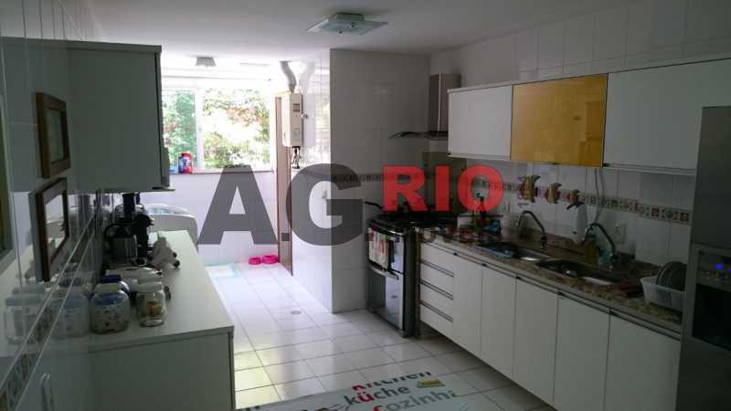 WhatsApp Image 2018-03-08 at 1 - Apartamento À Venda - Rio de Janeiro - RJ - Vila Valqueire - AGV30785 - 24
