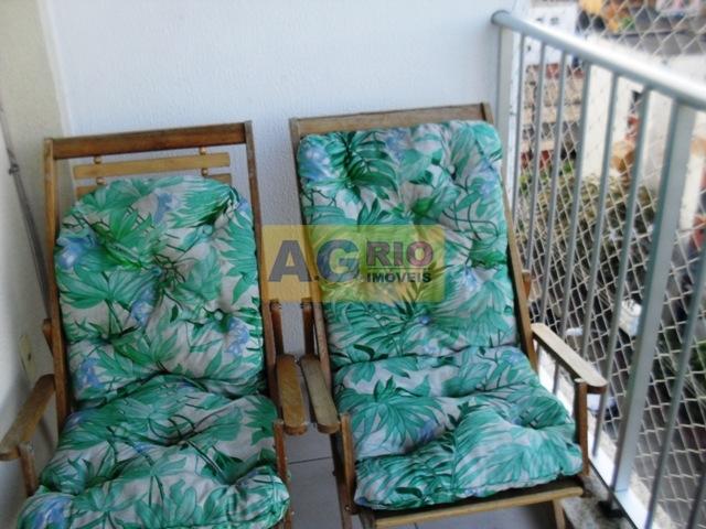 FOTO7 - Apartamento 2 quartos à venda Rio de Janeiro,RJ - R$ 300.000 - AGV21880 - 8
