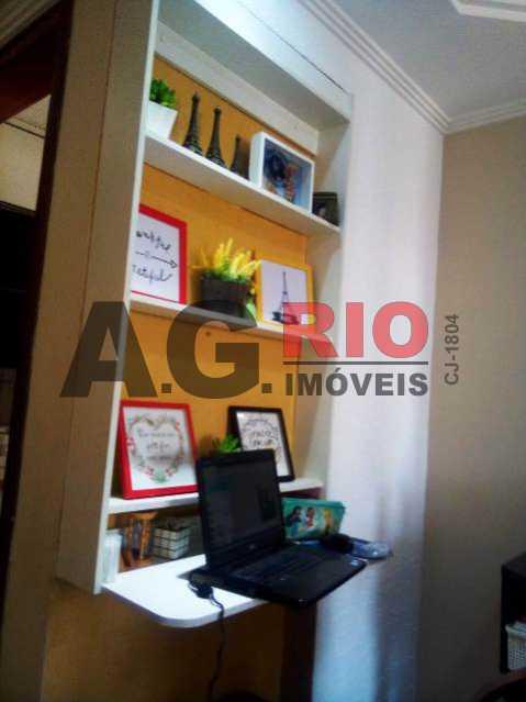 WhatsApp Image 2019-07-01 at 1 - Apartamento 2 quartos à venda Rio de Janeiro,RJ - R$ 350.000 - AGV21889 - 9