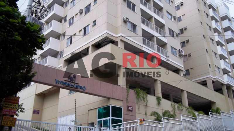 100_0278 - Apartamento 3 quartos à venda Rio de Janeiro,RJ - R$ 425.000 - AGV30765 - 1
