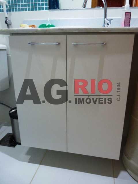 21 - Apartamento 3 quartos à venda Rio de Janeiro,RJ - R$ 425.000 - AGV30765 - 25