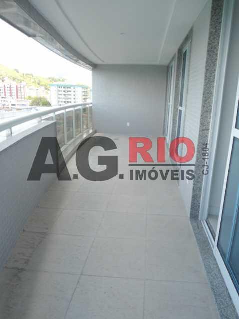 DSC03226 - Cobertura 4 quartos à venda Rio de Janeiro,RJ - R$ 1.700.000 - AGV60809 - 12