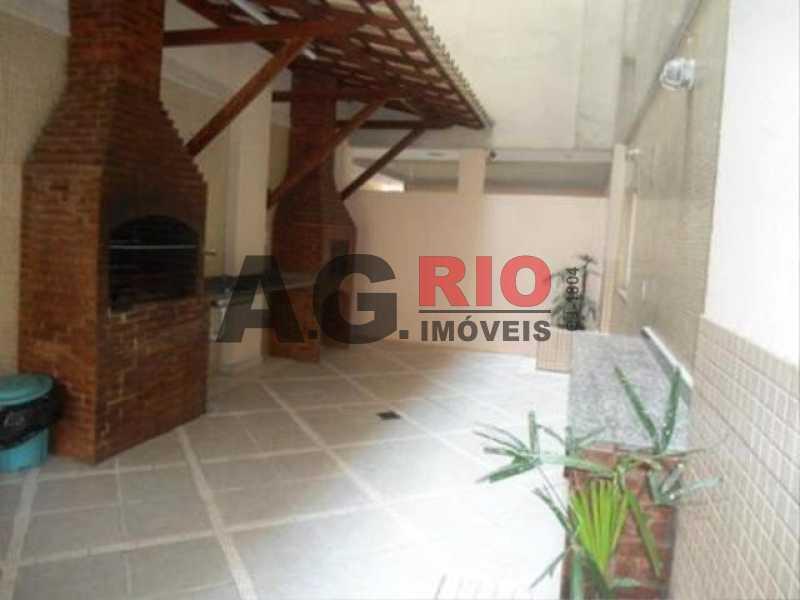 churraqueira - Apartamento À Venda - Rio de Janeiro - RJ - Praça Seca - AGV22065 - 5