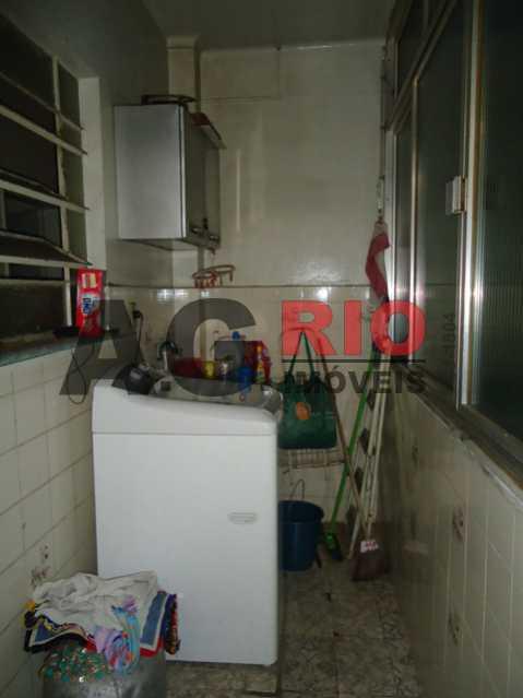Area de Serviço - Apartamento Rio de Janeiro,Padre Miguel,RJ À Venda,2 Quartos,72m² - AGT23212 - 1