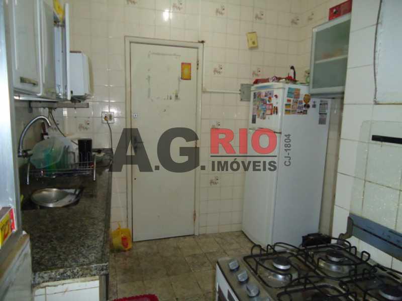 Cozinha 2 - Apartamento 2 quartos à venda Rio de Janeiro,RJ - R$ 140.000 - AGT23212 - 3