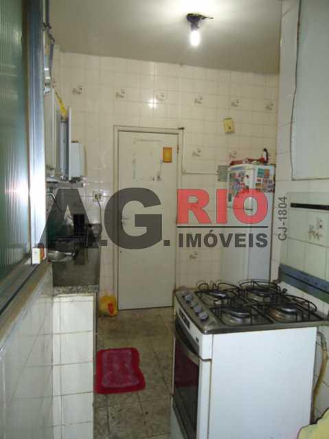 Cozinha - Apartamento 2 quartos à venda Rio de Janeiro,RJ - R$ 140.000 - AGT23212 - 4