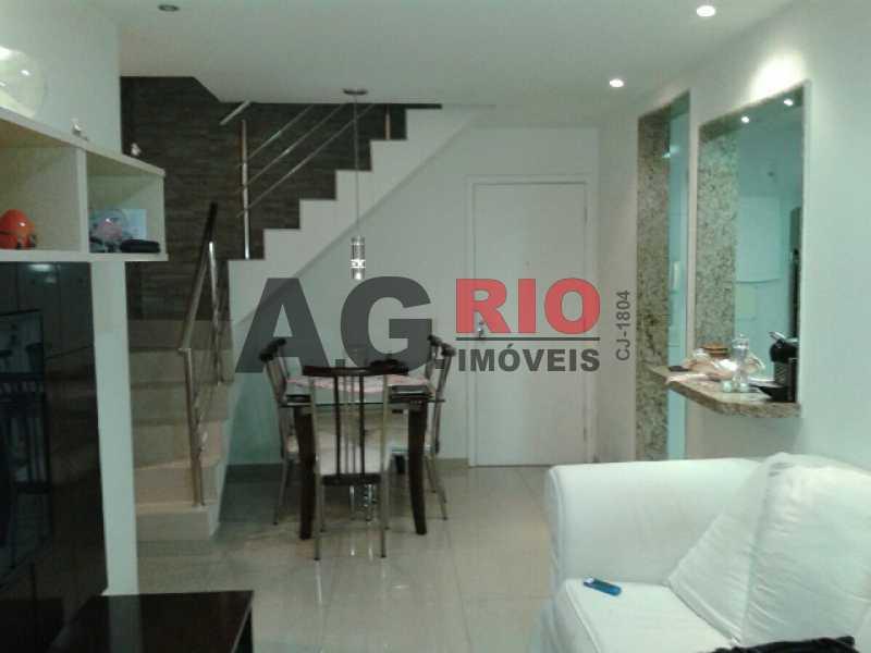 20150204_193734_resized - Cobertura À Venda no Condomínio Vivae Residencial Club - Rio de Janeiro - RJ - Vila Valqueire - AGV60814 - 3