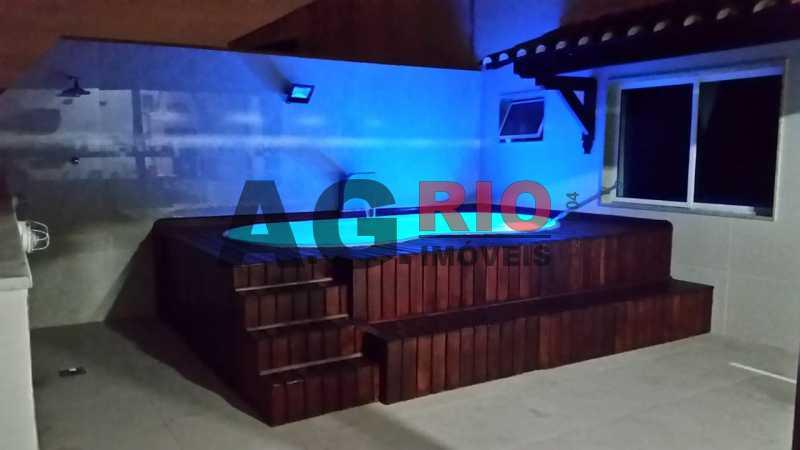WhatsApp Image 2019-03-25 at 1 - Cobertura À Venda no Condomínio Vivae Residencial Club - Rio de Janeiro - RJ - Vila Valqueire - AGV60814 - 18