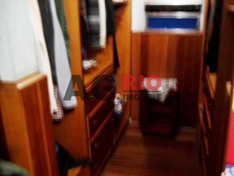 100_7753 - Casa 3 quartos à venda Rio de Janeiro,RJ - R$ 350.000 - AGV72947 - 16