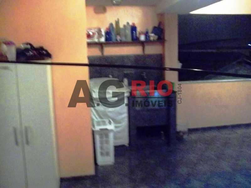 100_7761 - Casa 3 quartos à venda Rio de Janeiro,RJ - R$ 350.000 - AGV72947 - 21
