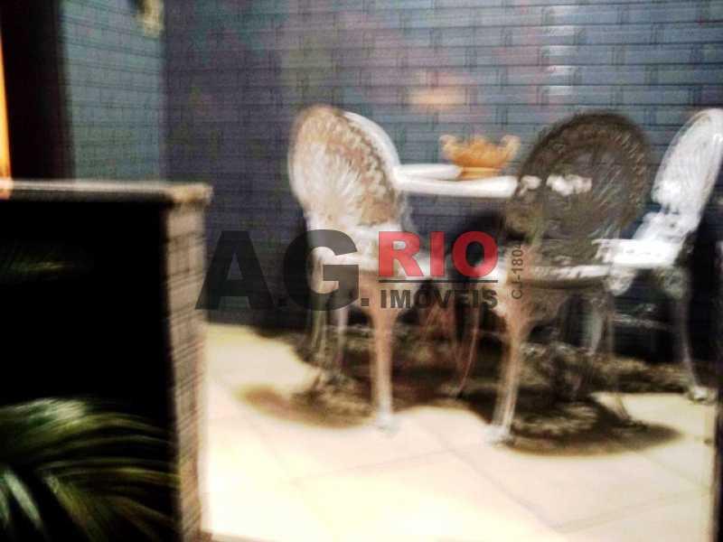 100_7765 - Casa 3 quartos à venda Rio de Janeiro,RJ - R$ 350.000 - AGV72947 - 24