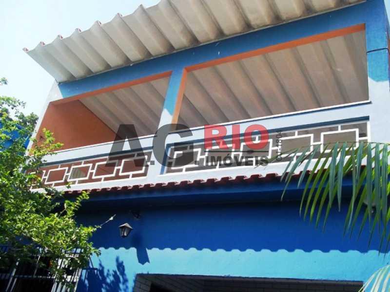 100_7809 - Casa 3 quartos à venda Rio de Janeiro,RJ - R$ 350.000 - AGV72947 - 1