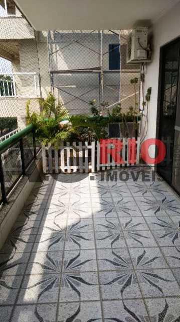fec631013f56cb5c4a1b805a33c9e8 - Apartamento À Venda no Condomínio Nova Valqueire - Rio de Janeiro - RJ - Vila Valqueire - AGV30821 - 1