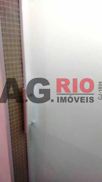 59a07dd960c753229245239bd68ee2 - Apartamento À Venda no Condomínio Nova Valqueire - Rio de Janeiro - RJ - Vila Valqueire - AGV30821 - 8