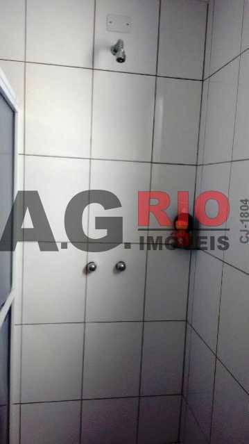 84a118dfddc7af6d47b287b55b44eb - Apartamento À Venda no Condomínio Nova Valqueire - Rio de Janeiro - RJ - Vila Valqueire - AGV30821 - 9