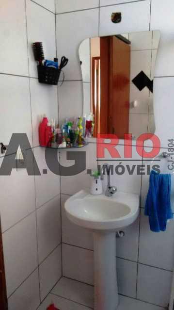 84e580633753a9ecda8fba5c9a4fb7 - Apartamento À Venda no Condomínio Nova Valqueire - Rio de Janeiro - RJ - Vila Valqueire - AGV30821 - 10