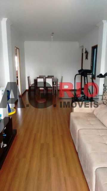 19248302a92a46c01ac665563041d3 - Apartamento À Venda no Condomínio Nova Valqueire - Rio de Janeiro - RJ - Vila Valqueire - AGV30821 - 13