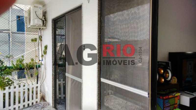 00d433bf8cdebdf4a3d928cd0075f8 - Apartamento À Venda no Condomínio Nova Valqueire - Rio de Janeiro - RJ - Vila Valqueire - AGV30821 - 21
