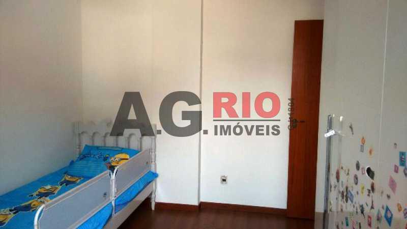 4fec9e61664c71b2bd7bbd02bf8897 - Apartamento À Venda no Condomínio Nova Valqueire - Rio de Janeiro - RJ - Vila Valqueire - AGV30821 - 23