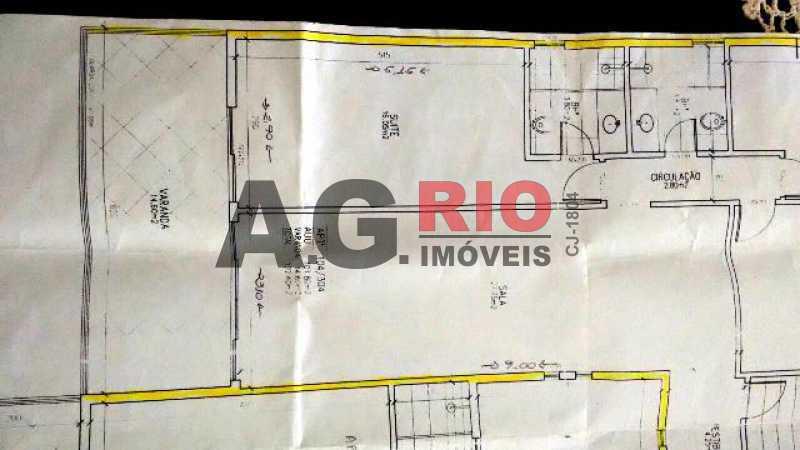 37f0738f60af5bc5d3785d8da7281e - Apartamento À Venda no Condomínio Nova Valqueire - Rio de Janeiro - RJ - Vila Valqueire - AGV30821 - 27