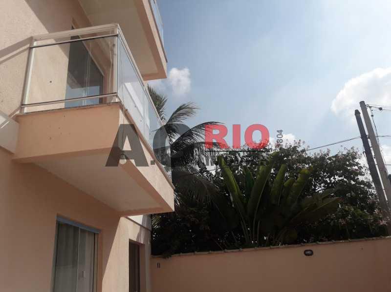 4.varanda - Apartamento 2 quartos à venda Rio de Janeiro,RJ - R$ 295.000 - AGV22190 - 8