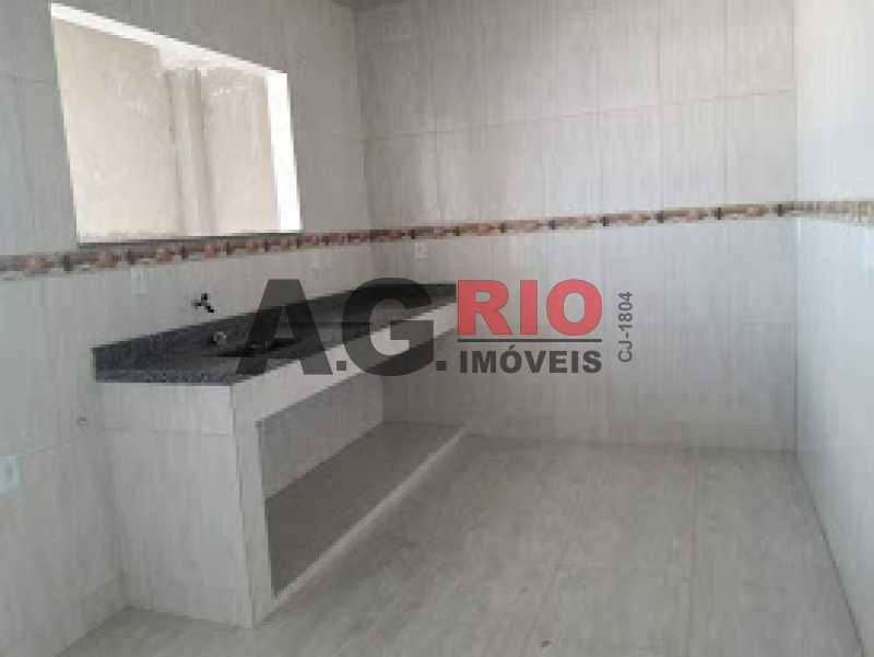 5.cozinha. - Apartamento 2 quartos à venda Rio de Janeiro,RJ - R$ 295.000 - AGV22190 - 1