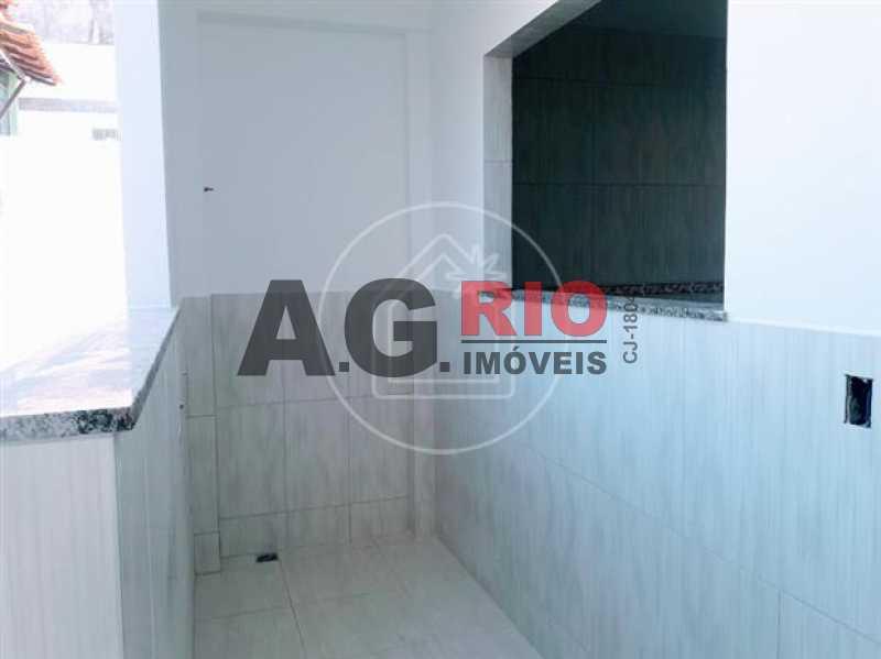 19 - Apartamento 2 quartos à venda Rio de Janeiro,RJ - R$ 295.000 - AGV22190 - 9