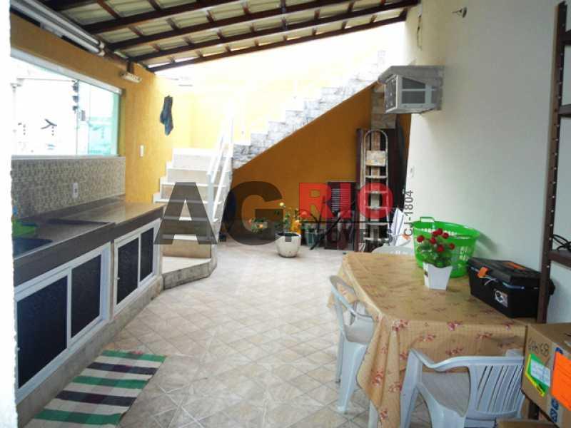 DSC03610 - Casa em Condominio À Venda - Rio de Janeiro - RJ - Vila Valqueire - VVCN40002 - 21