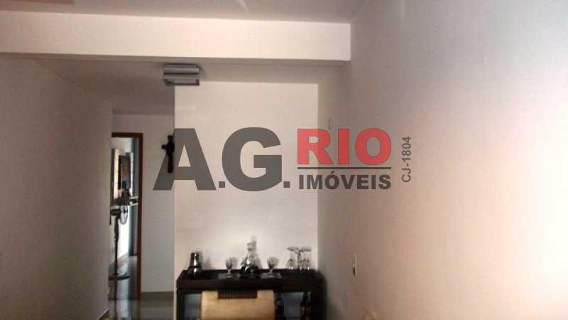 100_0591 - Apartamento À Venda - Rio de Janeiro - RJ - Vila Valqueire - AGV30838 - 10